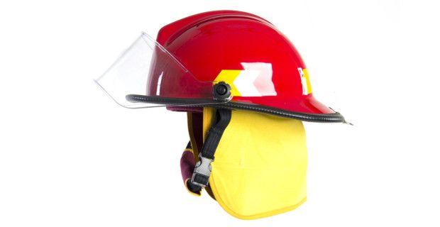 Casco para bomberos - Excelencia en tecnología
