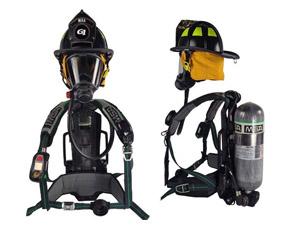 Máscara para incendio - Equipo autónomo