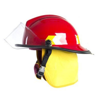 Casco para bomberos