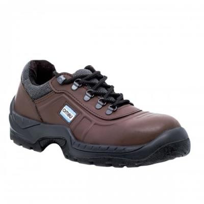 Zapato Ombu OZONO C/P Acero Marrón