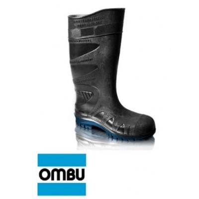 Bota Ombu Negra sin puntera