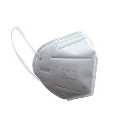 Respirador KN95 SteelPro