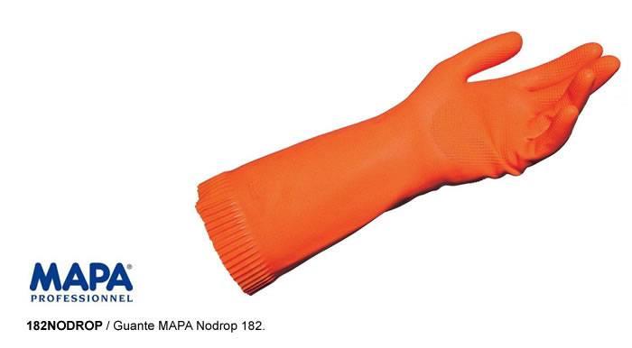 Guante MAPA Nodrop 182