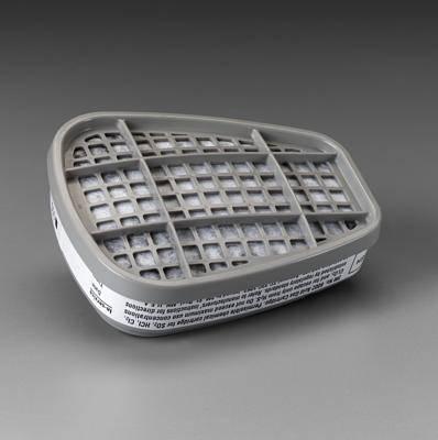 Cartucho 3M 6002 para Gases Ácidos
