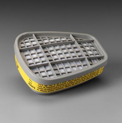 Cartucho 3M 6003 para Vapores Orgánicos y Gases Ácidos