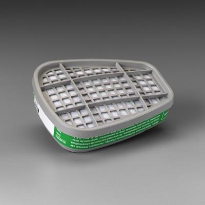 Cartucho 3M 6004 para Amoníaco y Metilamina
