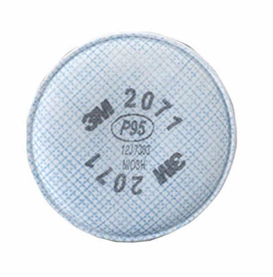 Filtro 3M 2071 P95 para Partículas