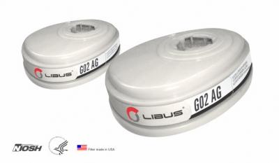 Cartucho Libus G02 AG  Gases Acidos