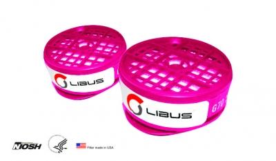 Cartucho Libus G70 P100 Alta Eficiencia para Polvos