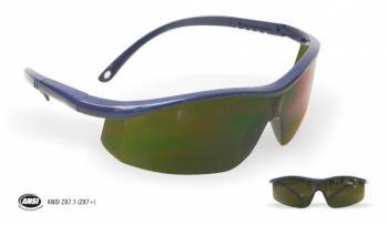 Anteojo Libus Argon Elite Dark Green Din5