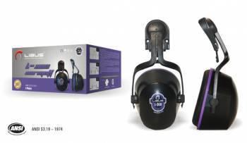 Protector Auditivo Copa para Casco Libus L 360 NRR 29 db