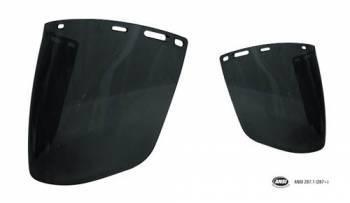 Protector Facial Libus Burbuja Gris HC Norma ANSI