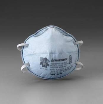 Respirador 3M 8246 R95 para Niveles Molestos de Gases Ácidos