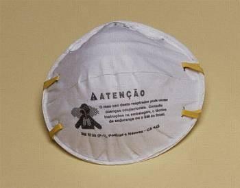 Respirador 3M 8720 PFF1 para Polvos Humos y Neblinas