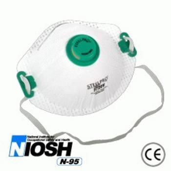 Respirador SteelPro F720V N95 para Polvos